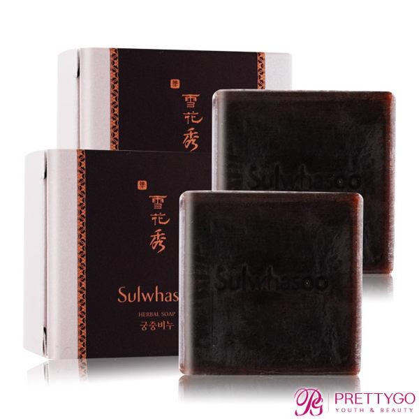 Sulwhasoo 雪花秀 宮中蜜皂(50g)X2【美麗購】
