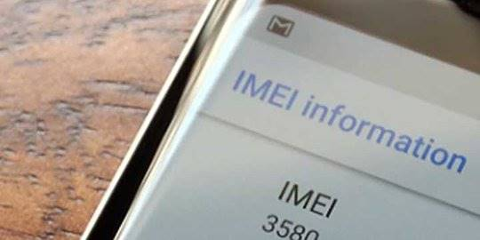 imei. ©2019 Android Central