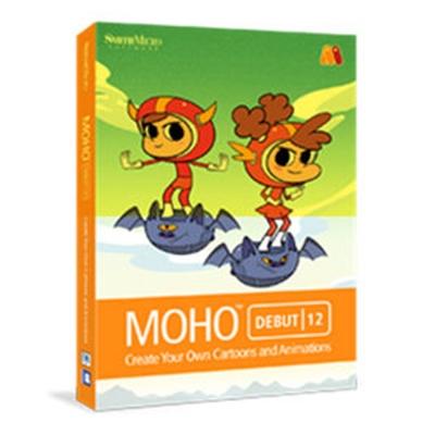 Moho Pro(之前稱Anime Studio)是專業人士製作2D動畫的專業工具。多種高級動畫工具和特效來加速工作流程,讓您輕鬆製作動畫,採取向量圖的概念、最佳化圖片、支持音效結合於動畫的功能。