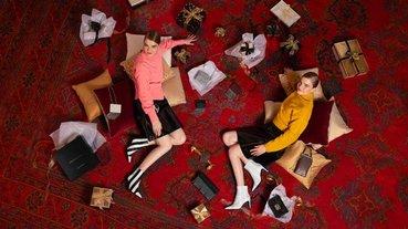 非典型學院派、女裝紳士風格及叛逆次文化 CHARLES & KEITH以鮮明性格打造2019冬季系列