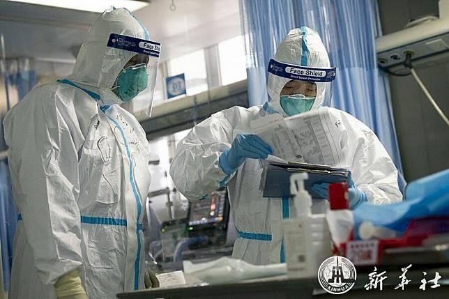 5 วันติด! ผู้ป่วย 'โควิด-19' ในหวงกังหายดีเกิน 100 รายต่อวัน