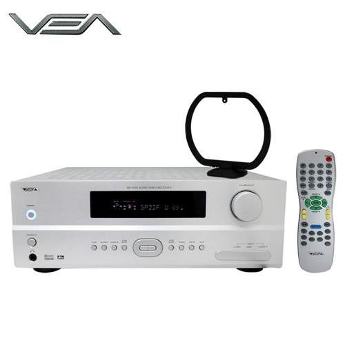 型號: RA-5100 保固: 一年 VEA 5.1聲道數位解碼收音擴大機(RA-5100)在這個不景氣的時機,要找到一個萬元有找,卻又能撼動聽覺/品質享受/音場重現/極致昇華又物超所值的全數位解碼擴