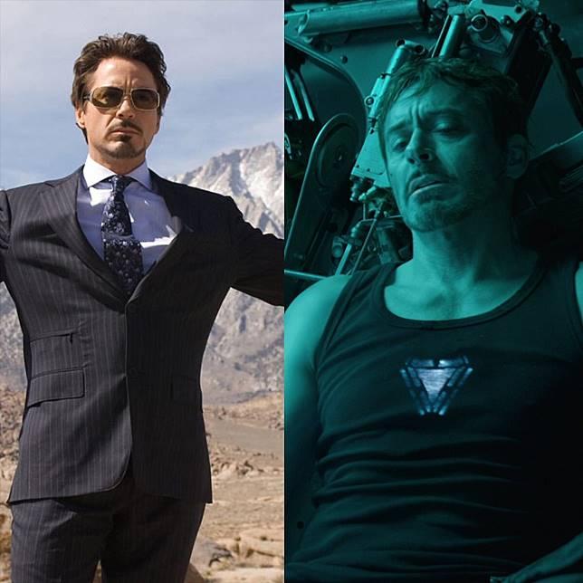 Begini Foto Superhero Marvel Saat Mengikuti 10 Year Challenge!