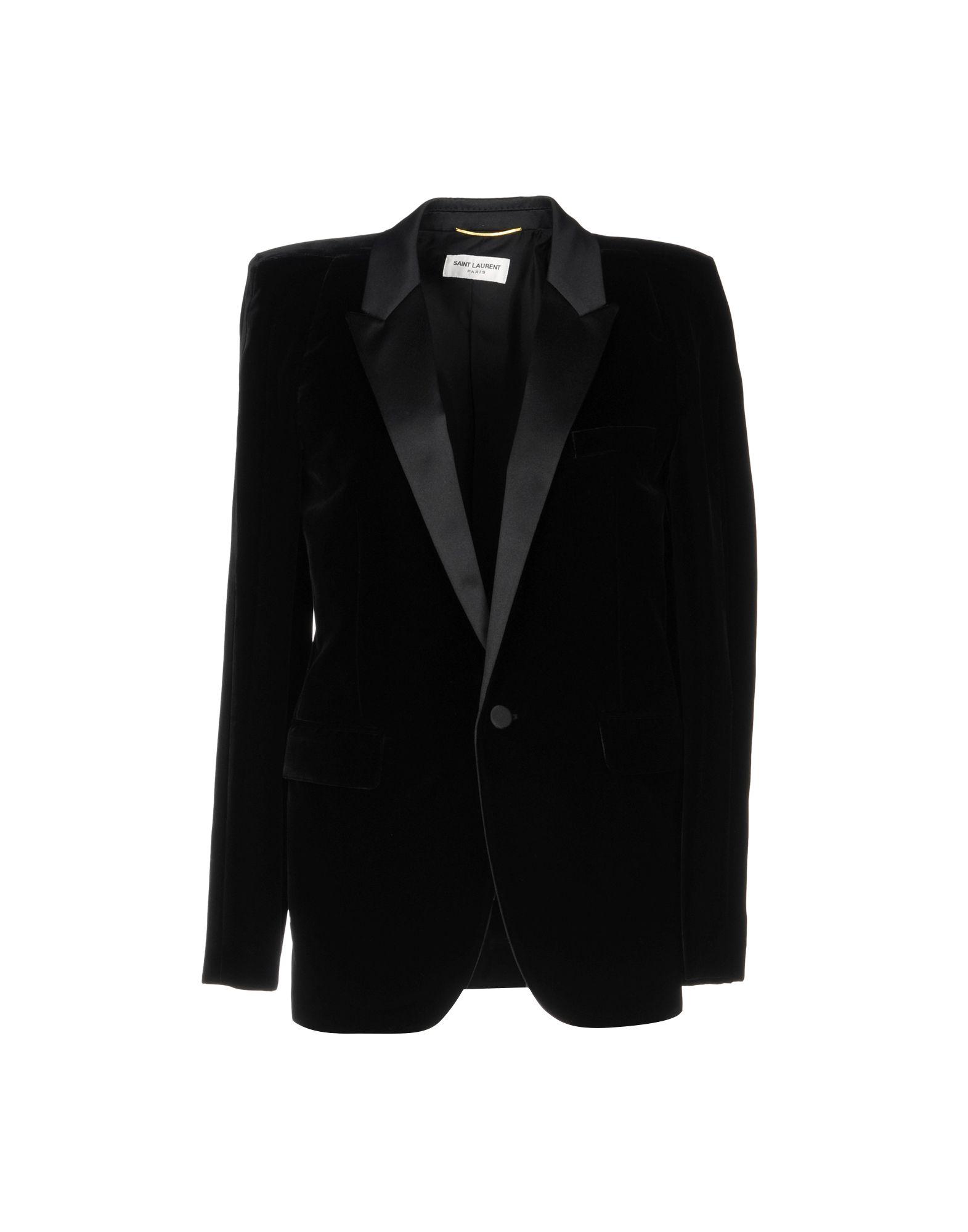 velvet, no appliqués, basic solid color, multipockets, single chest pocket, 1 button, lapel collar,