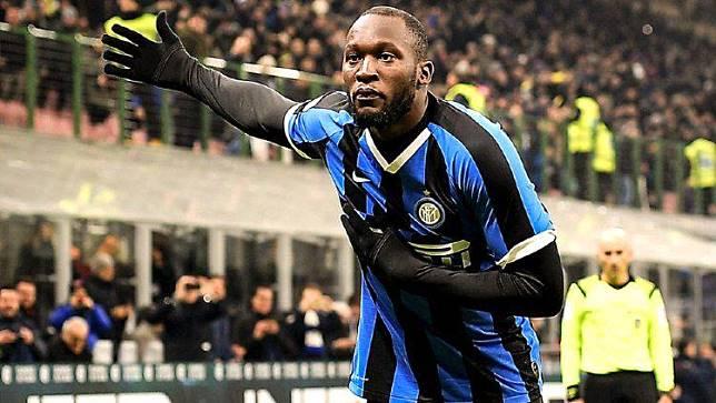 Gemilang Bersama Inter Milan, Ini Bukti Manchester United 'Dosa' Buang Lukaku
