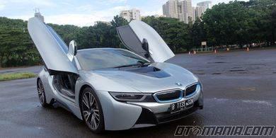 ™  Seksinya Aerodinamis BMW i8