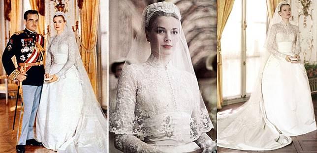 Deretan Gaun Pernikahan Artis Termahal Di Dunia Penasaran Kayak Apa