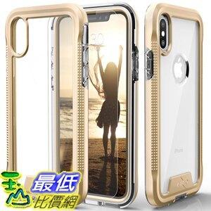 【美國代購】Zizo ION系列適用iPhone X Xs保護套軍用級摔落測試 保護套 Gold Clear。影音與家電人氣店家玉山最低比價網的首頁、美國直購館、@手機周邊直購館有最棒的商品。快到日本