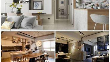 點亮美好生活,9種風格加分的居家照明規劃!