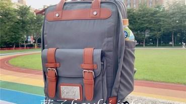 GASTON LUGA/瑞典斯德哥爾摩背包品牌/男女款雙肩背包Biten時尚灰/咖啡棕-兼具收納力與機能性的高顏值包款,大容量設計,用起來方便實用,高幸福感的質感背包首選!素食皮革/聚脂纖維/背包穿搭/OOTD/穿搭分享/背包推薦/適合旅人和商務...