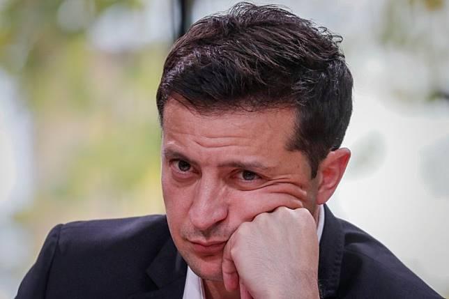 Presiden Ukraina sebut telepon dari Trump tidak berisi ancaman
