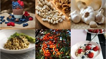 【凱鈞有食力】防疫期間身體健康最重要,8種含人體所需的營養成分之食材不可不知