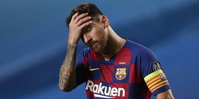 Hasil Pertemuan dengan Koeman: Messi Kian Dekat dengan Pintu Keluar Barcelona?
