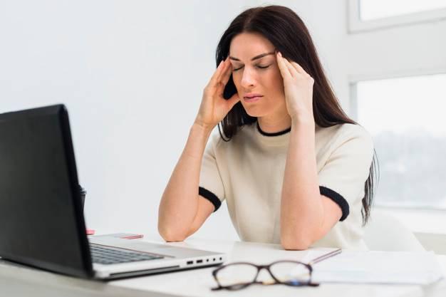 Kenali Tension Type Headache, Sakit Kepala Tipe Tegang