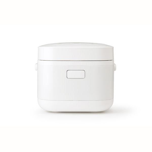 2.5公釐(mm)銅鍍極厚內鍋 0.5杯到3杯米的容量 配有8種煮飯方式的多功能介面