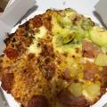 クワトロハッピー - 実際訪問したユーザーが直接撮影して投稿した四谷パスタドミノ・ピザ 四谷四丁目店の写真のメニュー情報