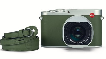 致敬 Leica M Safari,徠卡推出限量 495 台的 Leica Q Khaki 卡其綠款