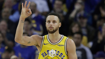 《紐約時報》選出近10 年最佳 NBA 球員— Stephen Curry!