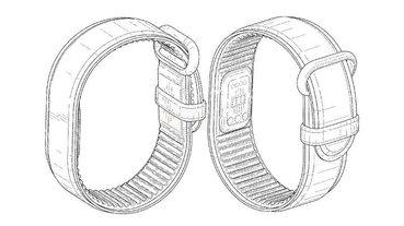 疑似 Google 首款運動智慧手環外型設計現身,採無螢幕設計