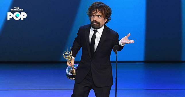 ปีเตอร์ ดิงก์เลจ ราชสีห์ผู้น่าสงสาร ทีเรียน แลนนิสเตอร์ คว้ารางวัลนักแสดงสมทบยอดเยี่ยมจากเวที Emmy Awards