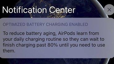 AirPods 將導入電池健康功能 ,延長使用壽命