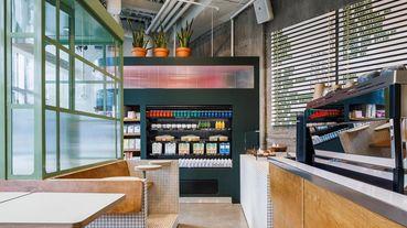 尋求美學與功能之間的平衡:Melk咖啡館