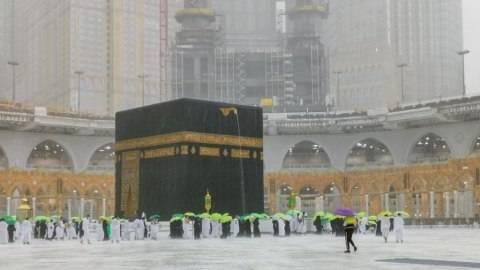 10 Hari Terakhir Ramadhan, Jemaah dari LN di Masjidil Haram Makin Banyak