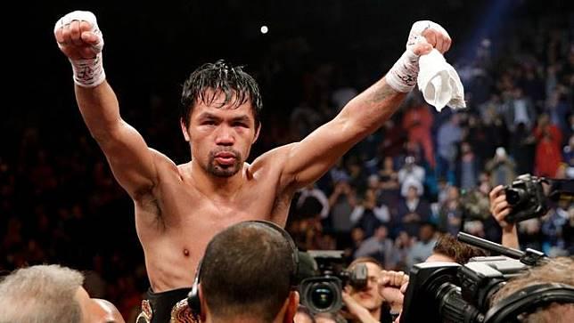 Pembuktian Manny Pacquiao