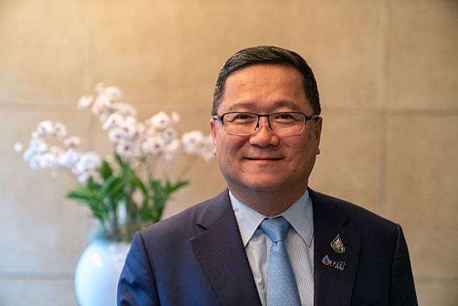 Thai Oil Giant PTT Seeks Partnerships With Middle East Producers, Says CEO Chansin Treenuchagron