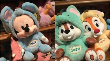 2019東京迪士尼聖誕商品特輯,米奇穿上雪人裝太萌,還有三用收納包連實用派也一起擄獲
