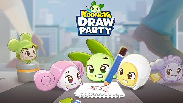 [REVIEW] KOONGYA Draw Party, Game Tebak Gambar yang Seru dan Kocak!
