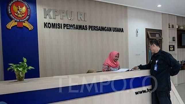 Kantor Komisi Pengawas Persaingan Usaha (KPPU). TEMPO/Tony Hartawan