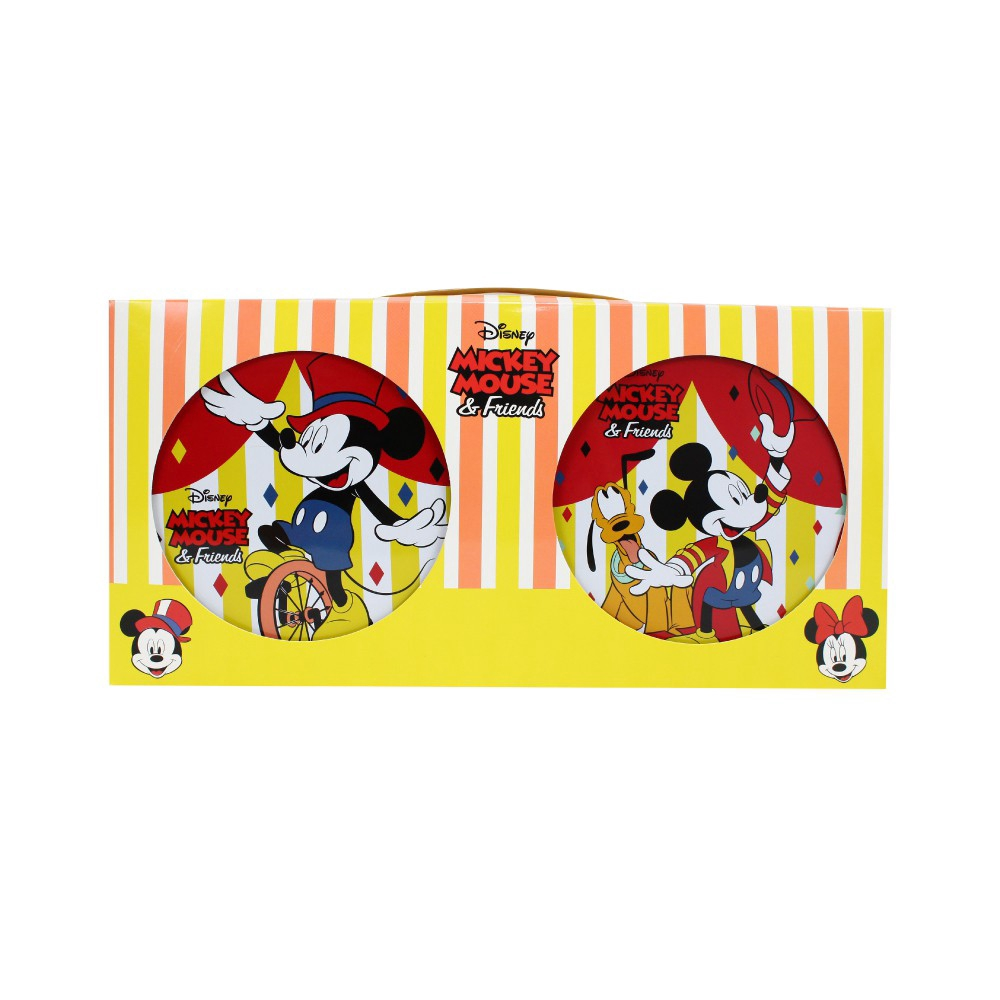 米奇系列雙入餅乾禮盒(最短效期:2019-12-02) 米奇經典馬戲團系列 限量迪士尼米奇雙入餅乾禮盒 今年最令人期待的歡樂年節讓米奇陪你度過 規格:290g 產地(國家):台灣 保存期限(月):12