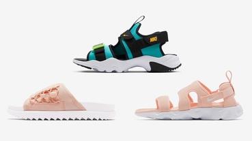 官方新聞 / Nike Sportswear 全新涼鞋 讓雙足輕盈涼爽一夏