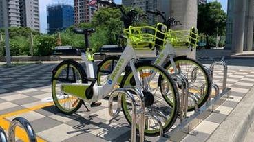新北共享單車 MOOVO 淡水上路!INSIDE 為您搶先試騎