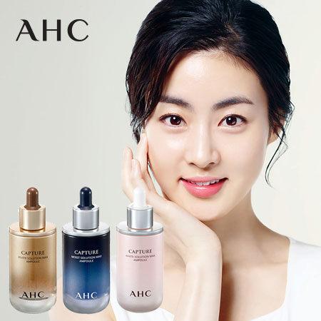 韓國 AHC 駐顏安瓶精華 50ml 煥顏重生安瓶精華 安瓶 精華