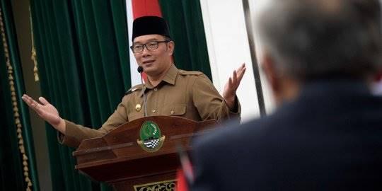 Ridwan Kamil Soal Bandara Kertajati. ©2019 Merdeka.com/Aksara Bebey