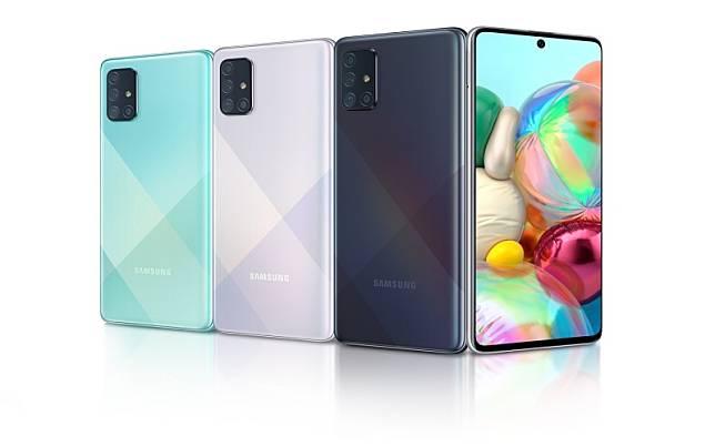 Samsung Galaxy A71./Samsung