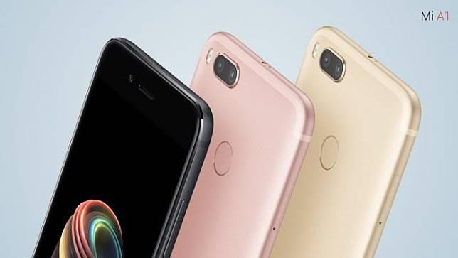 Xiaomi เปิดตัว Mi A1 สมาร์ทโฟนในโครงการ Android One