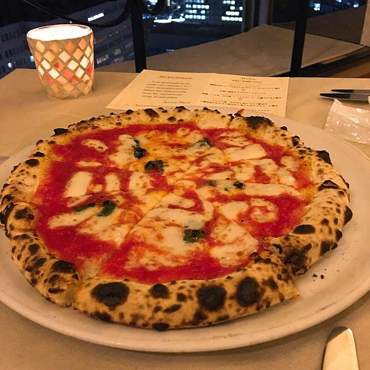 ユーザーが投稿したマルゲリータの写真 - 実際訪問したユーザーが直接撮影して投稿した西新宿イタリアンピッツォランテ スパッカナポリの写真