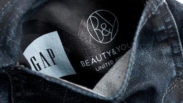 美日聯手 Beauty & Youth x GAP 1969 Denim 單寧牛仔褲系列