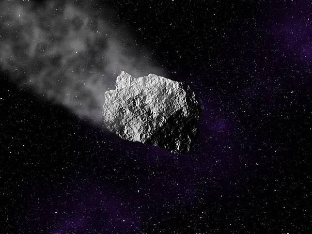 Dua minggu lagi asteroid raksasa akan melintasi Bumi