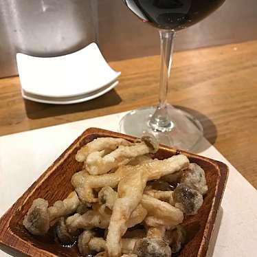 実際訪問したユーザーが直接撮影して投稿した舟町天ぷら天ぷら Dining ITOIの写真