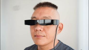 80吋大螢幕隨身帶著走 EPSON MOVERIO BT-30C 次視代智慧眼鏡開箱