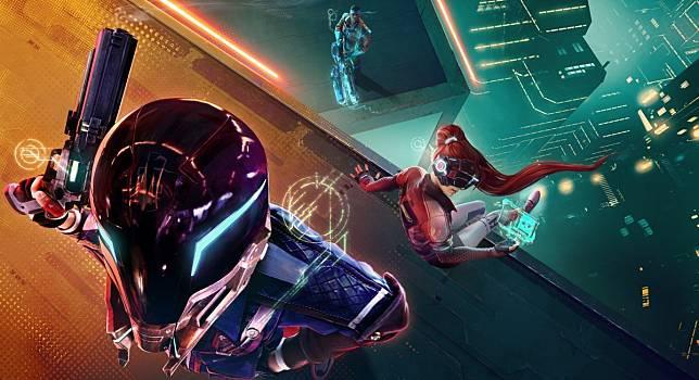 Battle Royale Gratis Ubisoft Hyper Scape Sudah Bisa Dimainkan