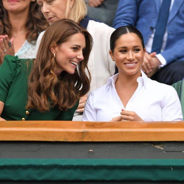 40 Foto Keluarga Kerajaan Saat Berada di Wimbledon