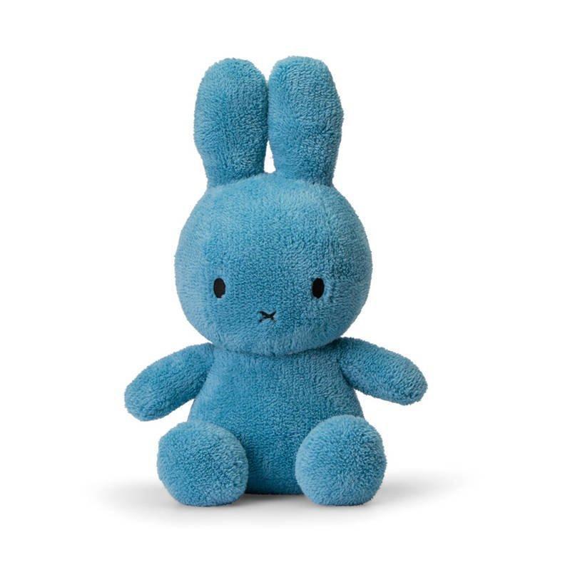 品名: Miffy偶 絨毛/ 藍色/ 33cm尺寸: 33 X 23 X 16cm材質: 聚酯纖維【詳細資料】誠品26碼/2681880397008ISBN13/8719066007732 ISBN1