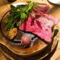 肉盛り2種 - 実際訪問したユーザーが直接撮影して投稿した西新宿ビストロ肉ビストロ灯の写真のメニュー情報