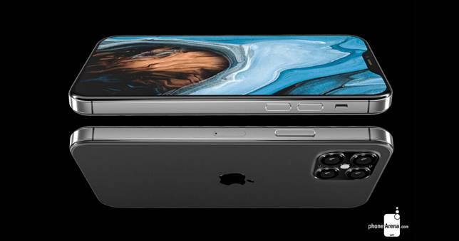 2020 蘋果 iPhone 12 渲染圖曝光:外型方正,致敬 iPhone 4 問世十周年