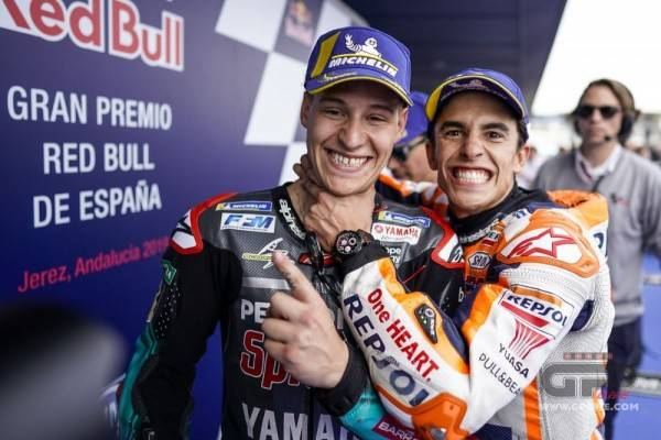 Misteri Lesunya Fabio Quaratararo di MotoGP Jerez